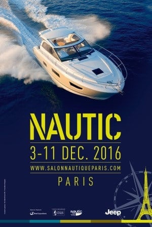 SALON NAUTIQUE PARIS - NAUTIC