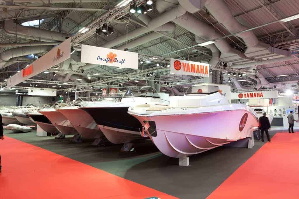 Salon nautic paris 2017 centrale du bateau for Salon bateau paris